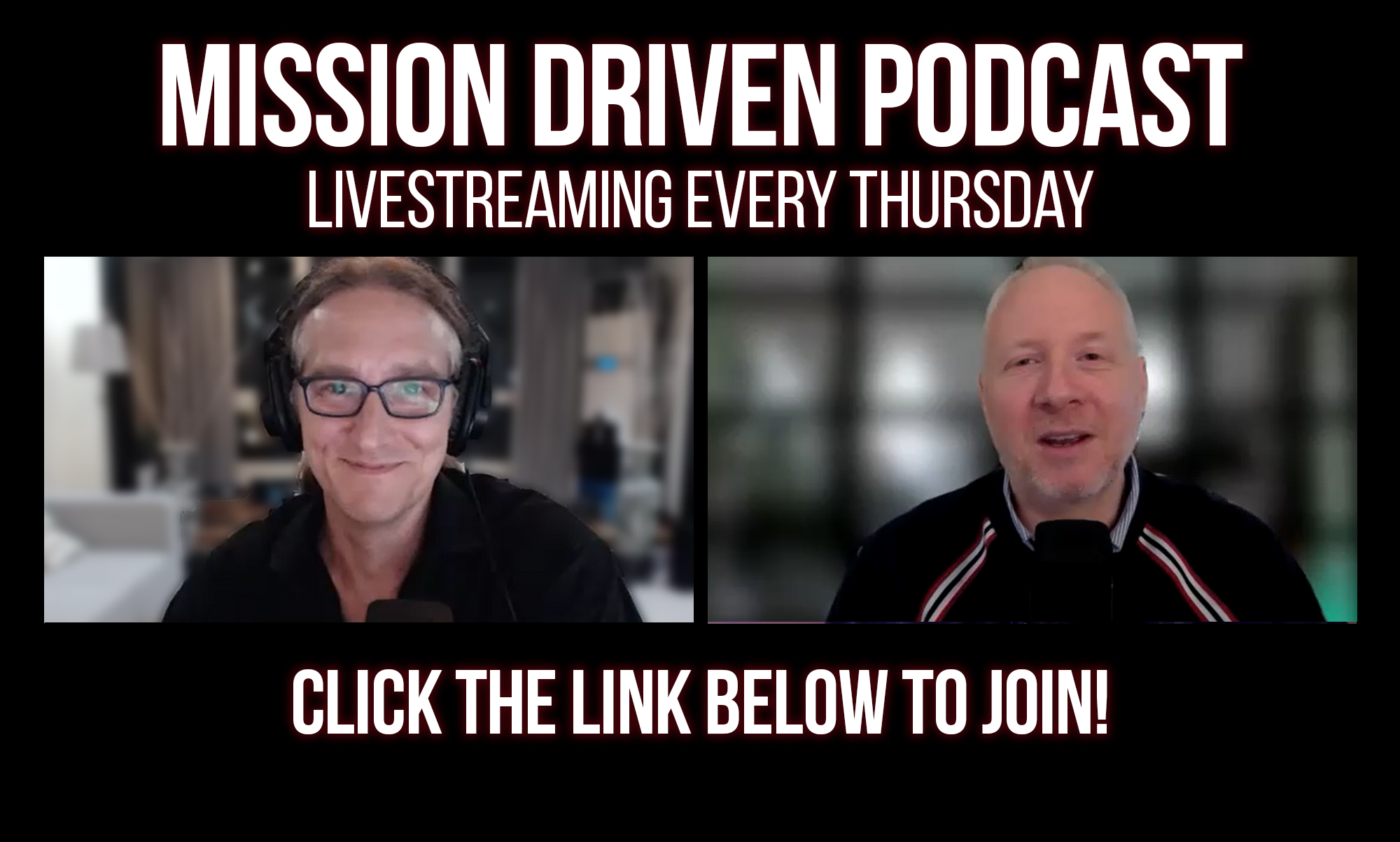 Mission Driven Podcast